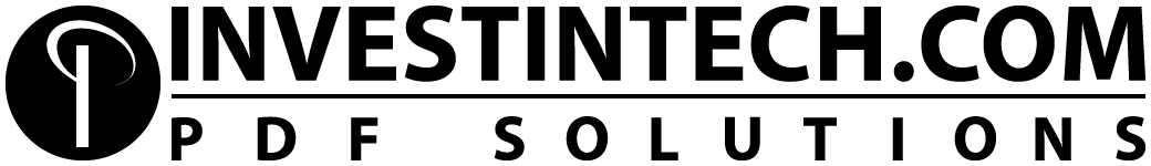 Investintech PDF Solutions_logo